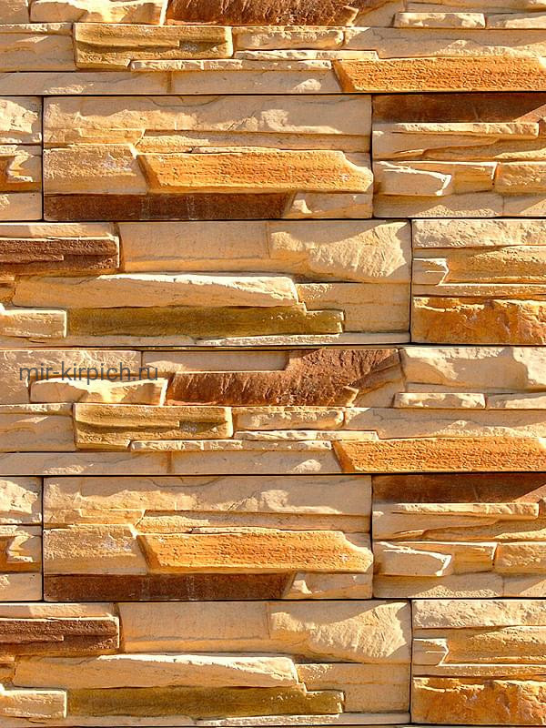 Декоративный камень Северный склон 09