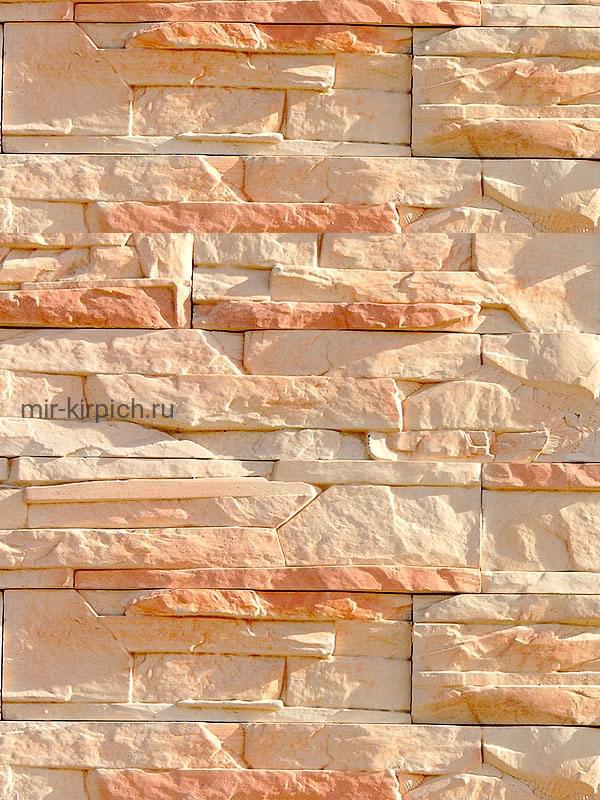 Декоративный камень Выветренный каньон 02