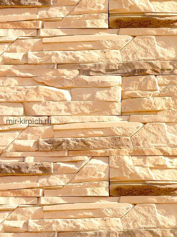 Декоративный камень Выветренный каньон 04