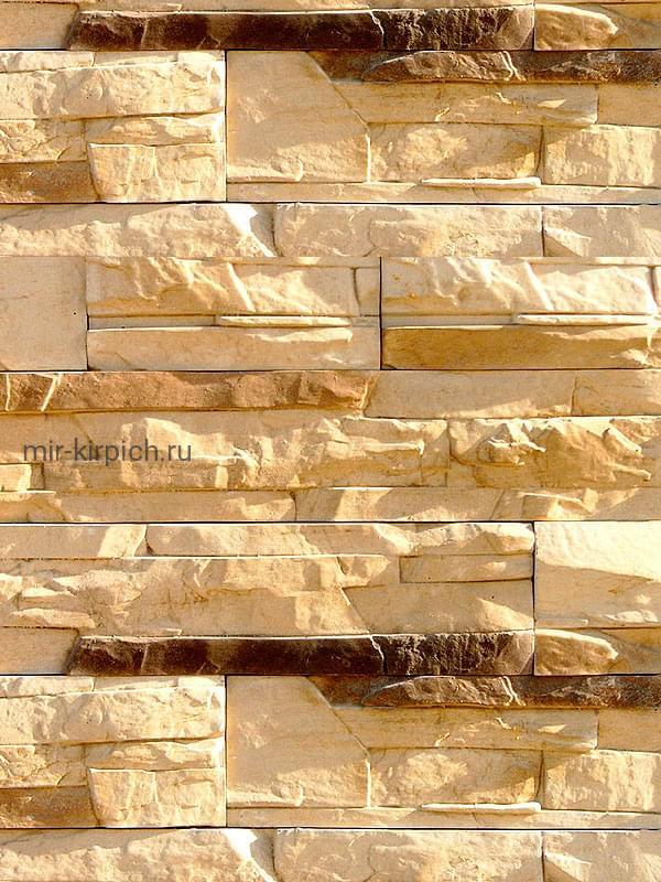 Декоративный камень Выветренный каньон 06