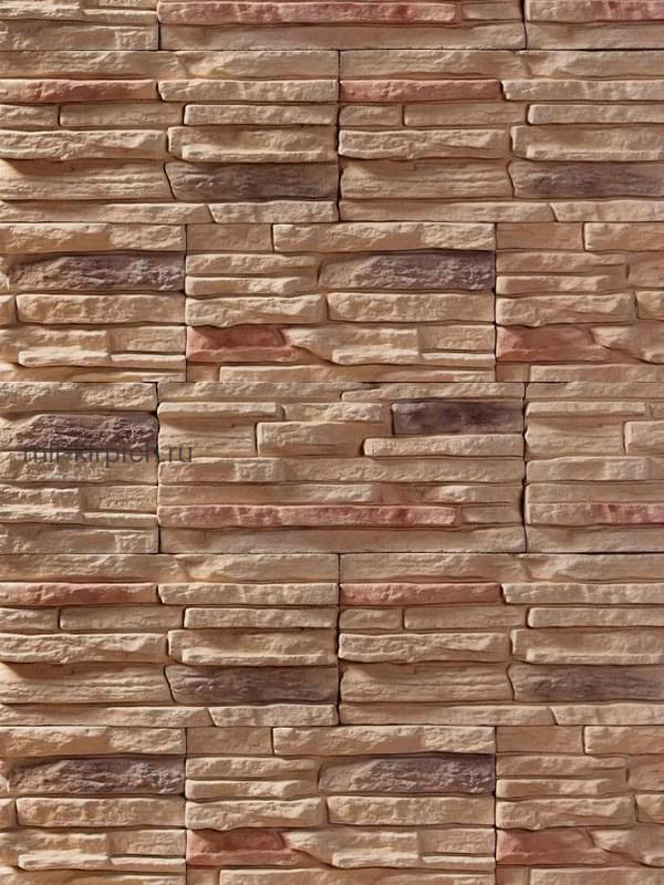 Декоративный камень Куршавель 01