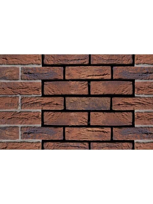 Керамическая плитка ENGELS Limburgs oranje bont, 215*65*22 мм