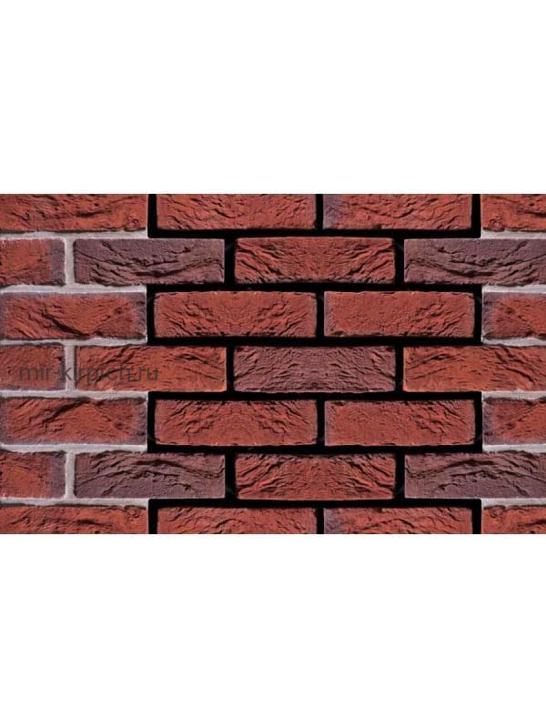 Керамическая плитка ENGELS Rosso Bont, 215*65*22 мм