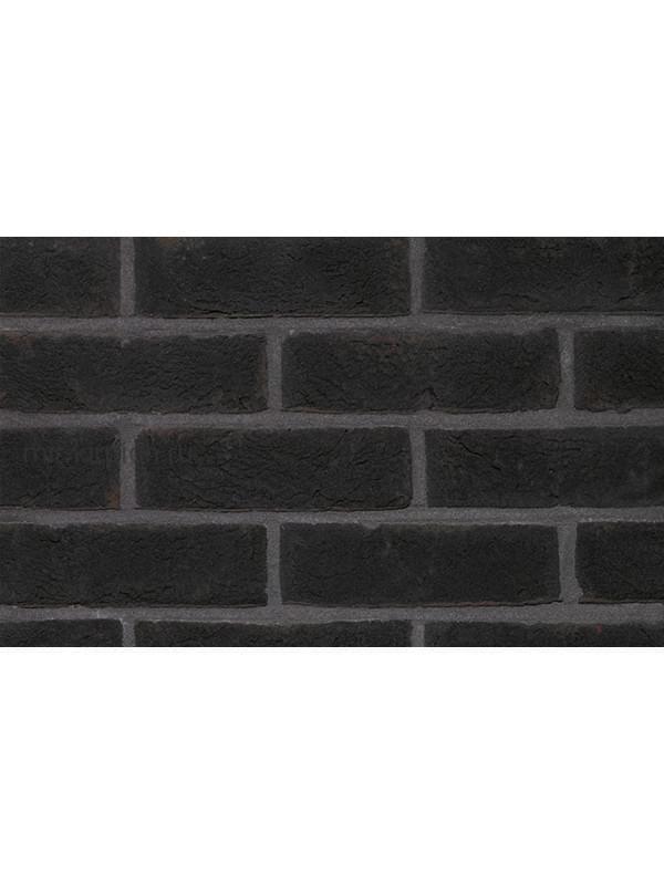 Плитка ручной формовки Terca Ombra (65mm Forum Charcoal) WFD, 215*65*22 мм