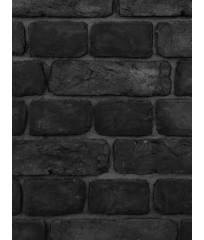 Черный кирпич в стиле Loft Black