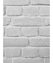 Белый кирпич в стиле Loft White