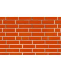 Клинкерная облицовочная плитка ABC Orange 320 гладкая, 240*115*10 мм