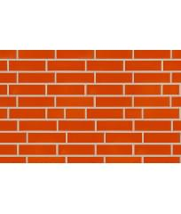Клинкерная облицовочная плитка ABC Orange 320 гладкая, 240*71*10 мм