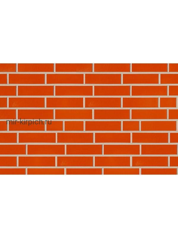 Клинкерная плитка ABC Orange 320 гладкая, 240*71*10 мм