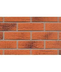 Клинкерная облицовочная плитка Feldhaus Klinker R228 terracotta rustico carbo, 240*71*9 мм