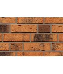 Клинкерная облицовочная плитка Feldhaus Klinker R286 nolani viva rustico carbo, 240*71*9 мм
