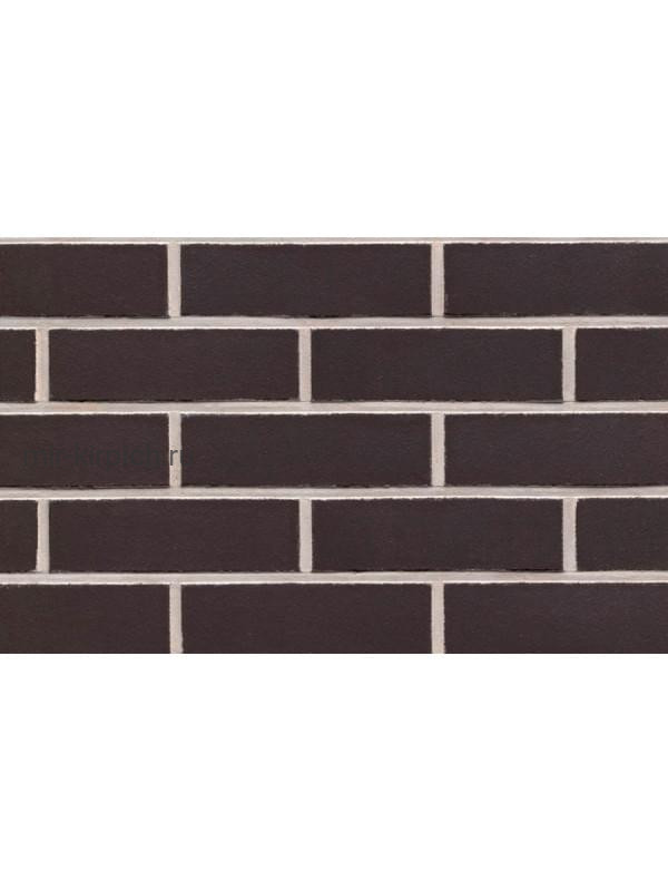 Клинкерная облицовочная плитка Feldhaus Klinker R700 anthracit liso, 240*71*9 мм