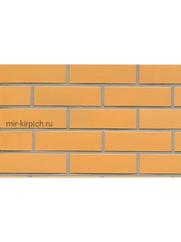 Клинкерная облицовочная плитка ручной формовки Feldhaus Klinker R200 amari liso, 240*71*14 мм