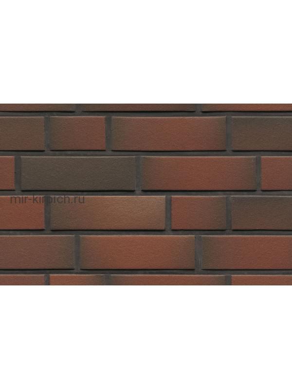 Клинкерная облицовочная плитка ручной формовки Feldhaus Klinker R382 cerasi viva liso, 240*71*14 мм