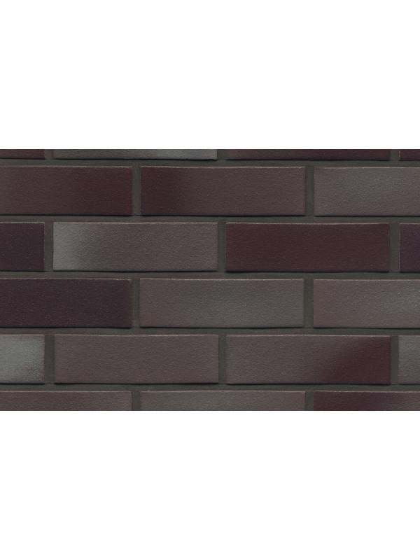Клинкерная облицовочная плитка ручной формовки Feldhaus Klinker R384 ferrum liso, 240*71*14 мм