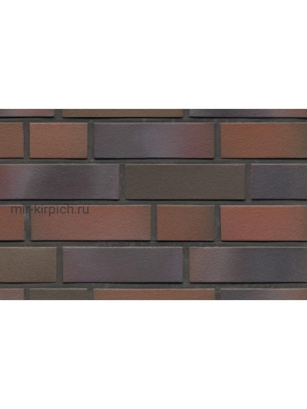 Клинкерная облицовочная плитка ручной формовки Feldhaus Klinker R385 cerasi maritim, 240*71*14 мм