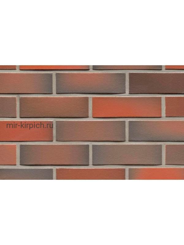 Клинкерная облицовочная плитка ручной формовки Feldhaus Klinker R484 galena terreno viva, 240*71*14 мм