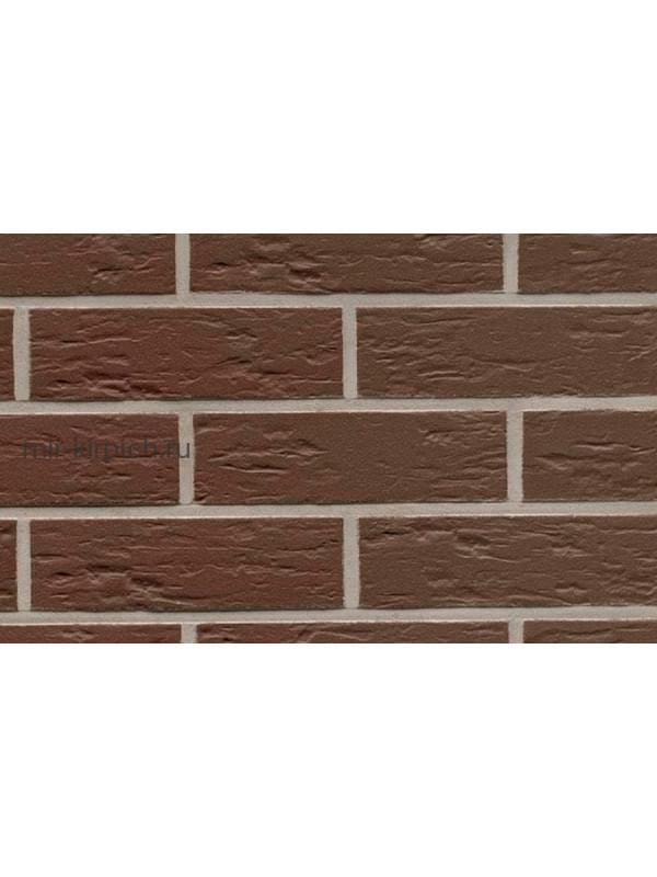 Клинкерная облицовочная плитка ручной формовки Feldhaus Klinker R540 geo senso, 240*71*14 мм
