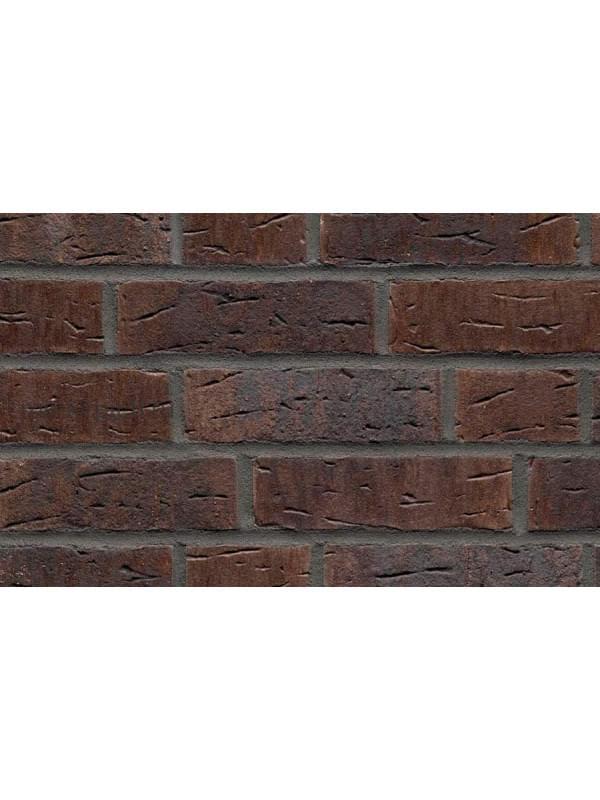 Клинкерная облицовочная плитка ручной формовки Feldhaus Klinker R669 sintra geo nelino, 215*65*14мм