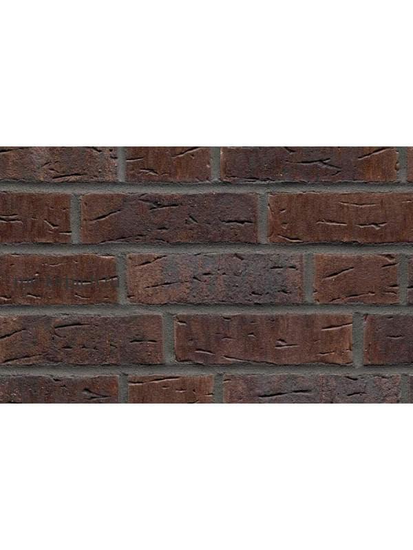 Клинкерная облицовочная плитка ручной формовки Feldhaus Klinker R669 sintra geo nelino, 240*71*14 мм