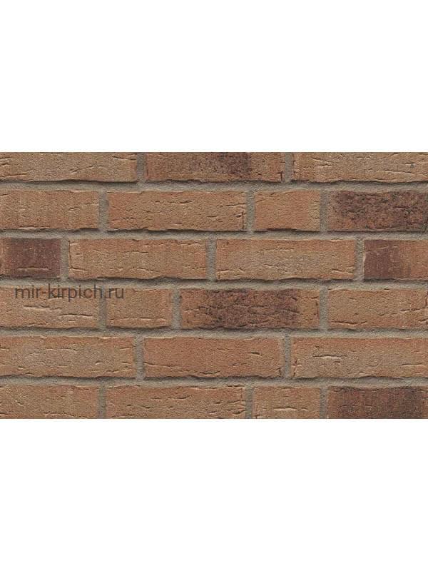 Клинкерная облицовочная плитка ручной формовки Feldhaus Klinker R679 sintra brizzo linguro, 215*65*14мм
