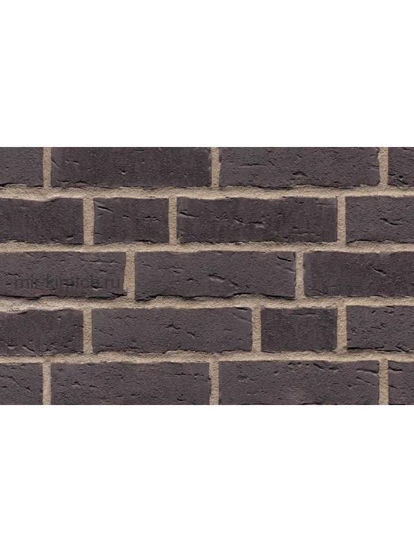 Клинкерная облицовочная плитка ручной формовки Feldhaus Klinker R693 sintra vulcano, 215*65*14мм
