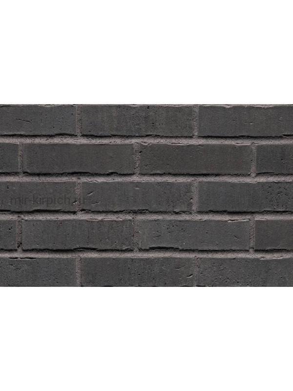 Клинкерная облицовочная плитка ручной формовки Feldhaus Klinker R736 vascu vulcano petino, 240*71*14 мм