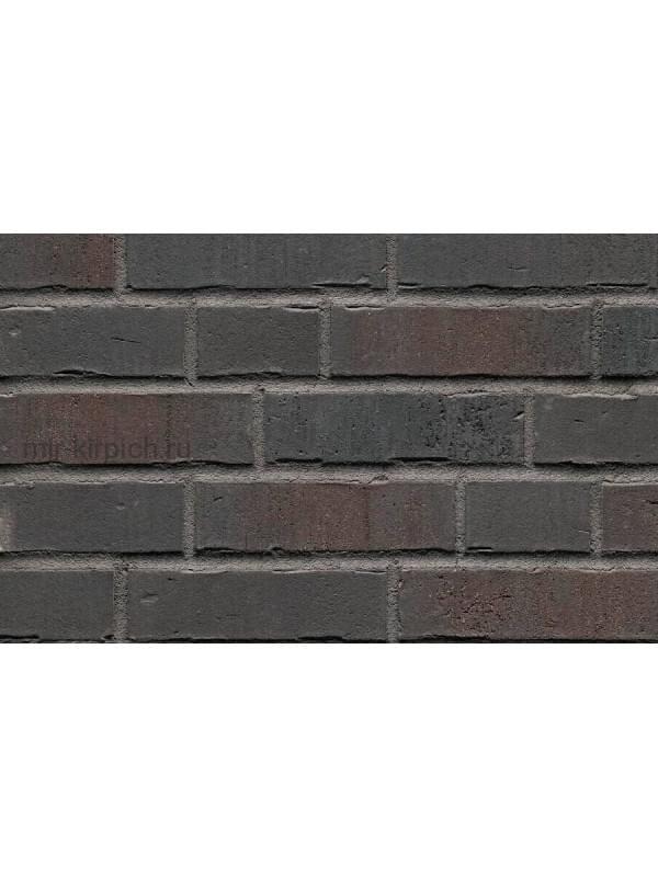 Клинкерная облицовочная плитка ручной формовки Feldhaus Klinker R737 vascu vulcano verdo, 240*71*14 мм