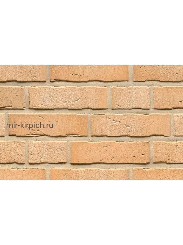 Клинкерная облицовочная плитка ручной формовки Feldhaus Klinker R756 vascu sabiosa bora, 240*71*14 мм