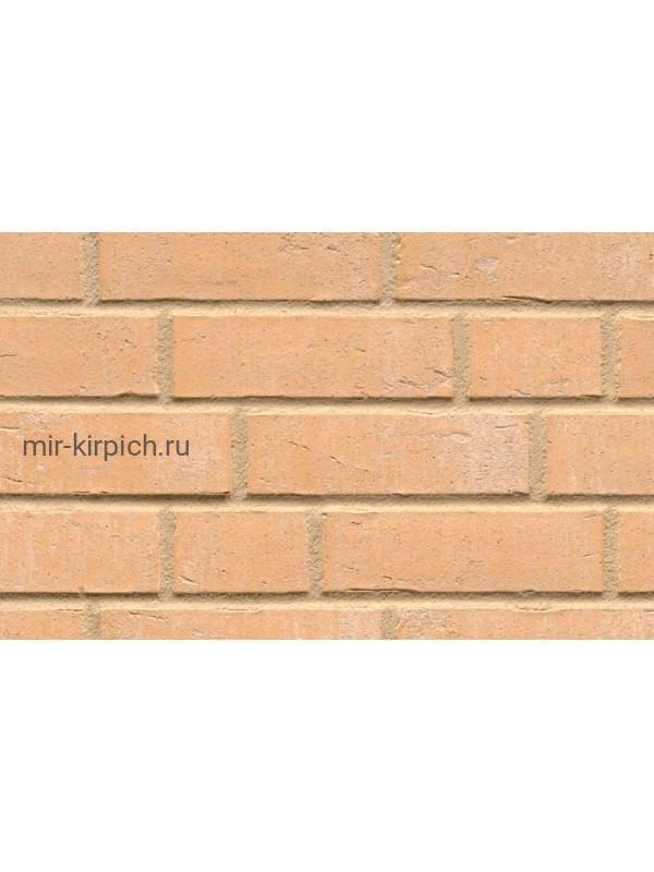 Клинкерная облицовочная плитка ручной формовки Feldhaus Klinker R762 vascu sabiosa blanca, 240*71*14 мм