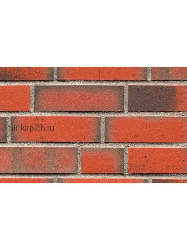 Клинкерная облицовочная плитка ручной формовки Feldhaus Klinker R788 planto ardor venito, 240*71*14 мм