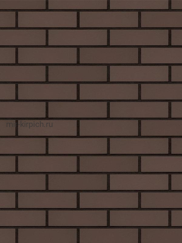 Клинкерная облицовочная плитка King Klinker Dream House 03 Natural brown RF10, 250*65*10 мм
