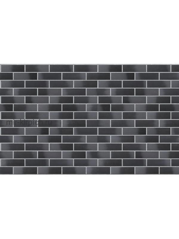 Клинкерная облицовочная плитка King Klinker Dream House 33 Black Diamond NF, 240*71*10 мм
