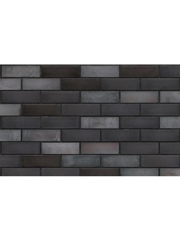 Клинкерная облицовочная плитка King Klinker Dream House 36 Black River NF, 240*71*10 мм