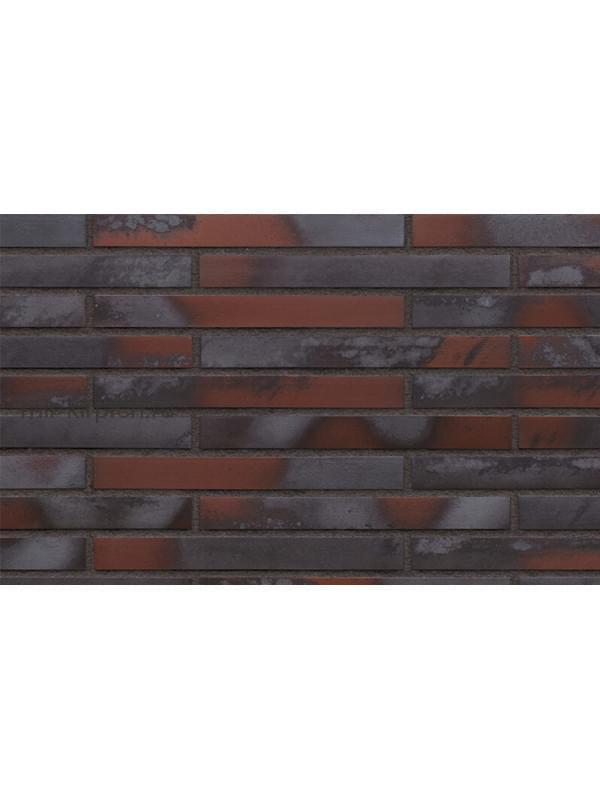 Клинкерная облицовочная плитка King Klinker KING SIZE 03 Iron clay гладкая LF, 490*52*14 мм