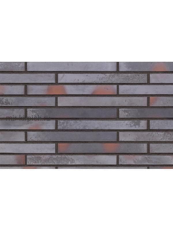 Клинкерная облицовочная плитка King Klinker KING SIZE 06 Argon wall гладкая LF, 490*52*14 мм