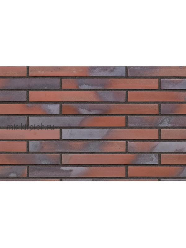 Клинкерная облицовочная плитка King Klinker KING SIZE 13 Brick republic гладкая LF, 490*52*14 мм