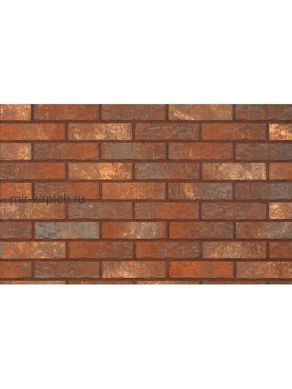 Клинкерная облицовочная плитка King Klinker Old Castle Bastille wall (HF16) под старину NF10, 240*71*10 мм
