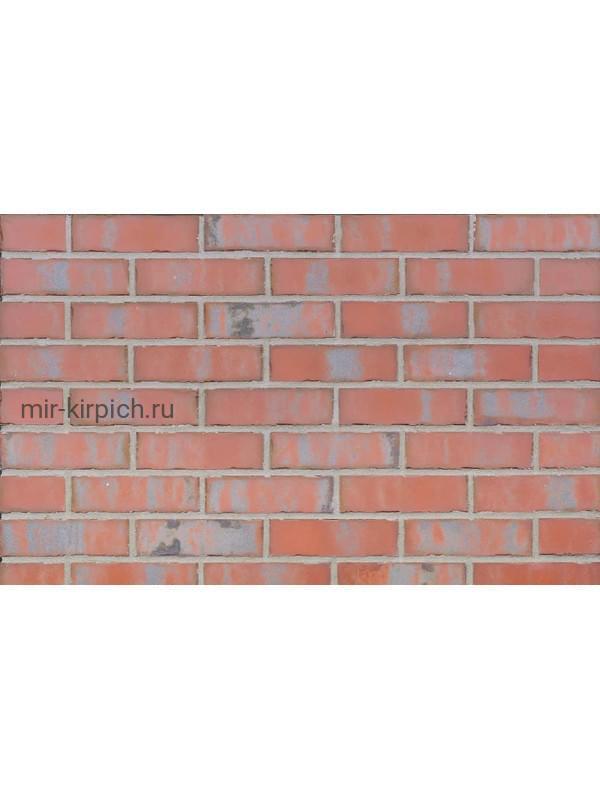 Клинкерная облицовочная плитка King Klinker Old Castle Wall street (HF37) под старину NF10, 240*71*10 мм