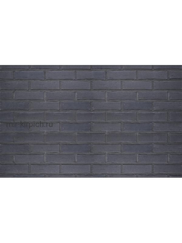 Клинкерная облицовочная плитка Roben Aarhus Anthrazit NF14, 240*14*71 мм