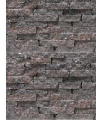 Натуральный камень Гранит Дымовский (лапша)