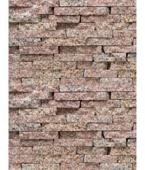 Натуральный камень Гранит Жельтау (лапша)