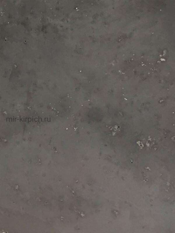 Стеновая панель под бетон Антрацит (с подсветкой)