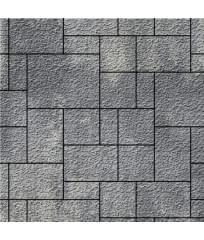 Тротуарная плитка Инсбрук Альпен ColorMix Актау (бассировка)