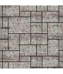 Тротуарная плитка Инсбрук Альпен ColorMix Берилл (бассировка)