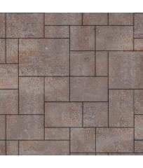 Тротуарная плитка Инсбрук Альпен ColorMix Берилл (гладкая)