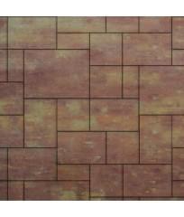 Тротуарная плитка Инсбрук Альпен ColorMix Порто (гладкая)