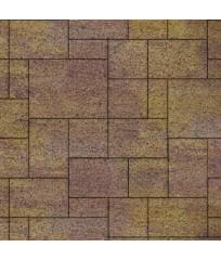 Тротуарная плитка Инсбрук Альпен ColorMix Тахель (Native)