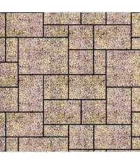 Тротуарная плитка Инсбрук Альпен ColorMix Тахель (бассировка)