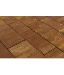 Тротуарная плитка Домино Color Mix Каньон (60мм)